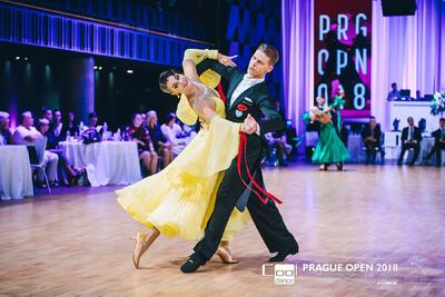 Madis Abel & Aleksandra Galkina